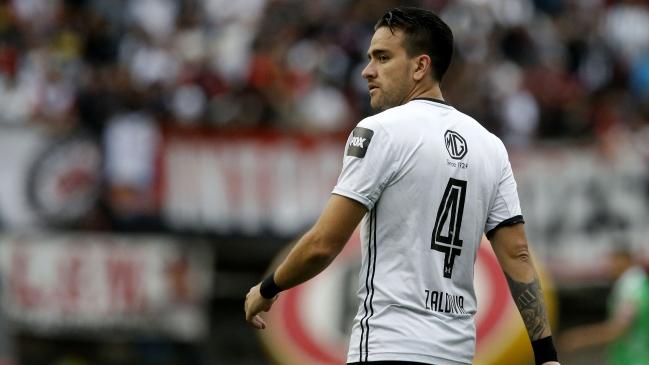 Matías Zaldivia podría ser reemplazado por refuerzo | Somos Chile - Colo  Colo