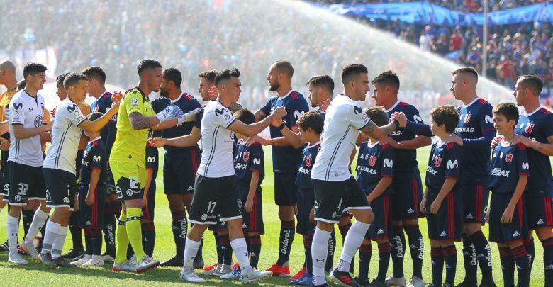Colo Colo Superclásico / Jorge Díaz